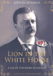 Cover of: Lion in the White House | Aida Donald