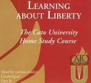 Cover of: Cato University Home Study Course | Cato University