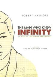 Cover of: The Man Who Knew Infinity | Robert Kanigel
