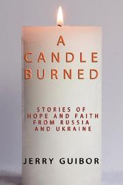 Cover of: A Candle Burned | Jerry Guibor