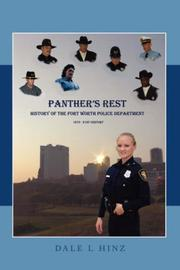 Cover of: Panther's Rest | Dale L Hinz