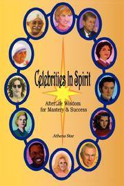 Cover of: Celebrities in Spirit by Athena Star