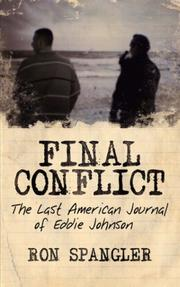 Cover of: Final Conflict-The Last American Journal of Eddie Johnson | Ron Spangler