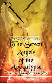 Cover of: The Seven Angels of the Apocalypse | Peter Sciarrotta