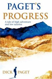 Cover of: Paget's Progress | Dick Paget