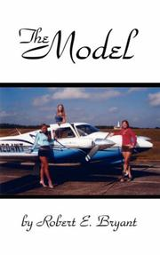 Cover of: The Model | Robert, E. Bryant