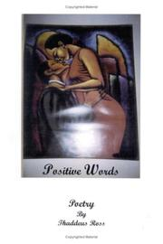 Cover of: Positive Words by Thaddeus Ross