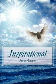 Cover of: Inspirational by James Gadson