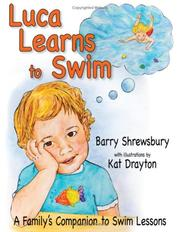 Cover of: Luca Learns To Swim | Barry Shrewsbury