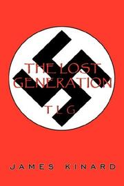Cover of: The Lost Generation | James Kinard