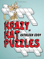 Cover of: Krazy Kat Puzzles | Kathleen Eddy