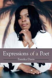 Cover of: Expressions of a Poet | Tamika Davis