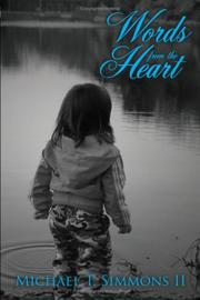 Cover of: Words from the Heart | Michael T. Simmons II