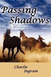 Cover of: Passing Shadows | Charlie Ingram