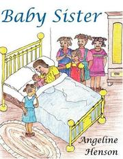 Cover of: Baby Sister | Angeline Henson