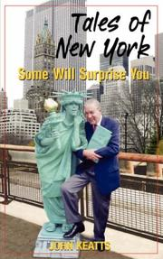 Cover of: Tales of New York | John Keatts