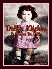 Cover of: Doll's Kitchen | Julio Rodriguez