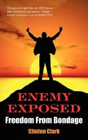 Cover of: Enemy Exposed | Clinton Clark