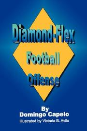 Cover of: Diamond-Flex Football Offense | Domingo Capelo