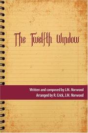Cover of: The Twelfth Window | J.M. Norwood