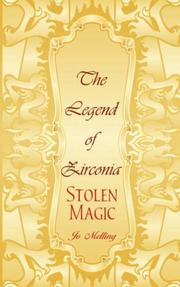 Cover of: The Legend of Zirconia | Jo Melling