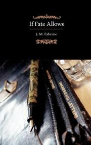 Cover of: If Fate Allows | J. M. Fabrizio