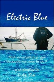 Cover of: Electric Blue | Rafal Zlak