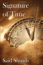 Cover of: Signature of Time | Said Shuaib