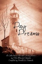 Cover of: Day Dreams | Helen Blanche Edwards