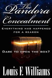 Cover of: The Pandora Concealment | Louis F. Williams