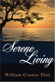 Cover of: Serene Living | William Connor Flint