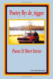 Cover of: Poetry By: dr_tigger by dr_tigger