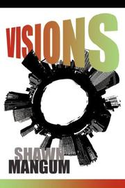 Cover of: Visions | Shawn Mangum