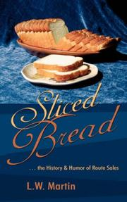 Cover of: Sliced Bread | L.W. Martin