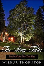Cover of: The Story Teller | Wilbur Thornton