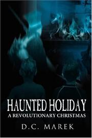 Cover of: Haunted Holiday | D.C. Marek