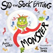 Cover of: Sid the Sock Eating Monster | Awen Little