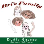 Cover of: Bri's Family | Doñia Gateau