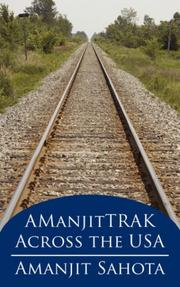 Cover of: AManjitTRAK Across the USA | Amanjit Sahota
