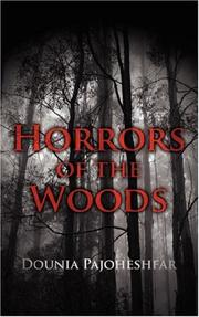 Cover of: Horrors of the Woods | Dounia Pajoheshfar