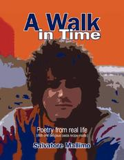 Cover of: A Walk in Time | Salvatore Mallimo