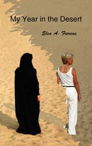 Cover of: My Year in the Desert | Elsa, A. Fierens