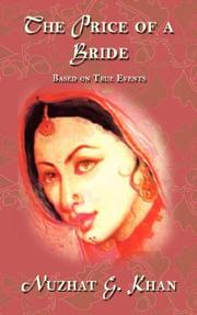 Cover of: The Price of a Bride | Nuzhat G. Khan