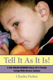 Cover of: Tell It As It Is | Charles Parker