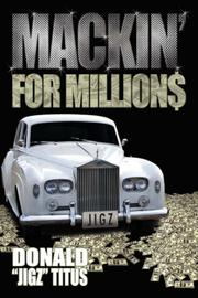 "Cover of: Mackin' For Million$ | Donald 'Jigz"" Titus"