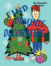 Cover of: Find Dominic Decorating | Dominic Luberto