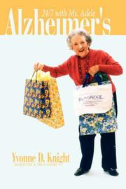 Cover of: Alzheimer's | Yvonne D. Knight