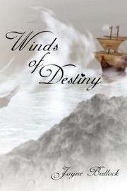 Cover of: Winds of Destiny | Jayne Bullock