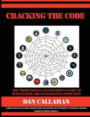 Cover of: Cracking the code | Dan Callahan