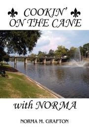 Cover of: Cookin' on the Cane with Norma | Norma Collier Melder Grafton
